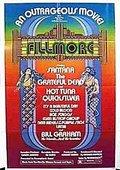 Fillmore 海报