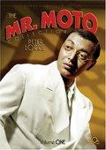 Mr. Moto Takes a Chance 海报