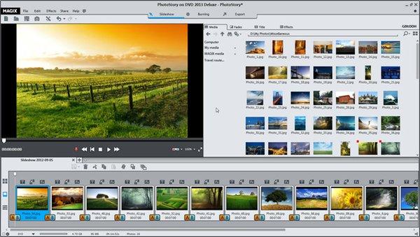 i3dphoto教程_《magix多媒体幻灯片制作软件》(magix photostory on