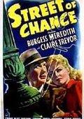 Street of Chance 海报