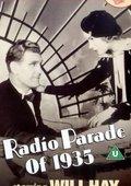 Radio Parade of 1935 海报
