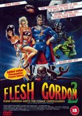 Flesh Gordon Meets the Cosmic Cheerleaders 海报