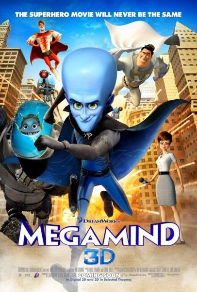 超级大坏蛋 Megamind