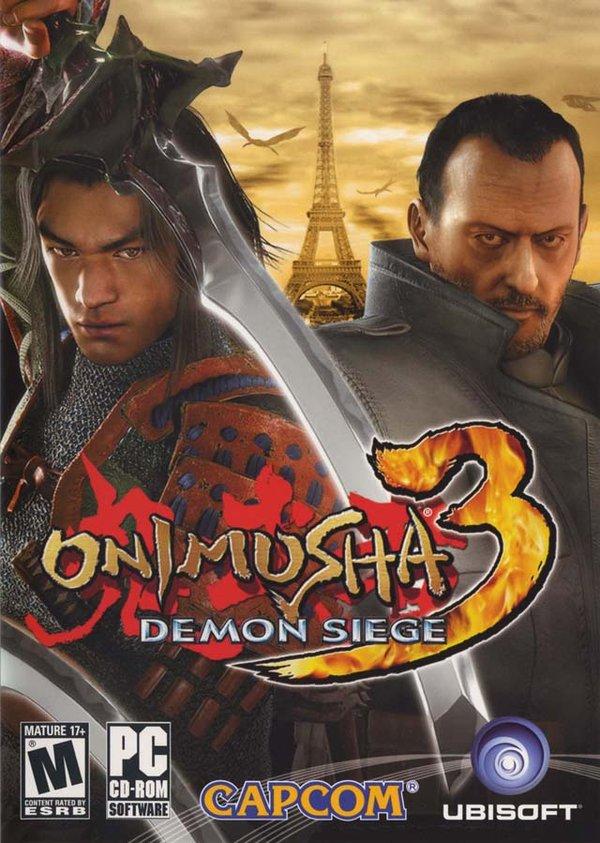鬼武者3 Onimusha 3