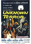 The Unknown Terror 海报
