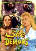 She Demons 海报