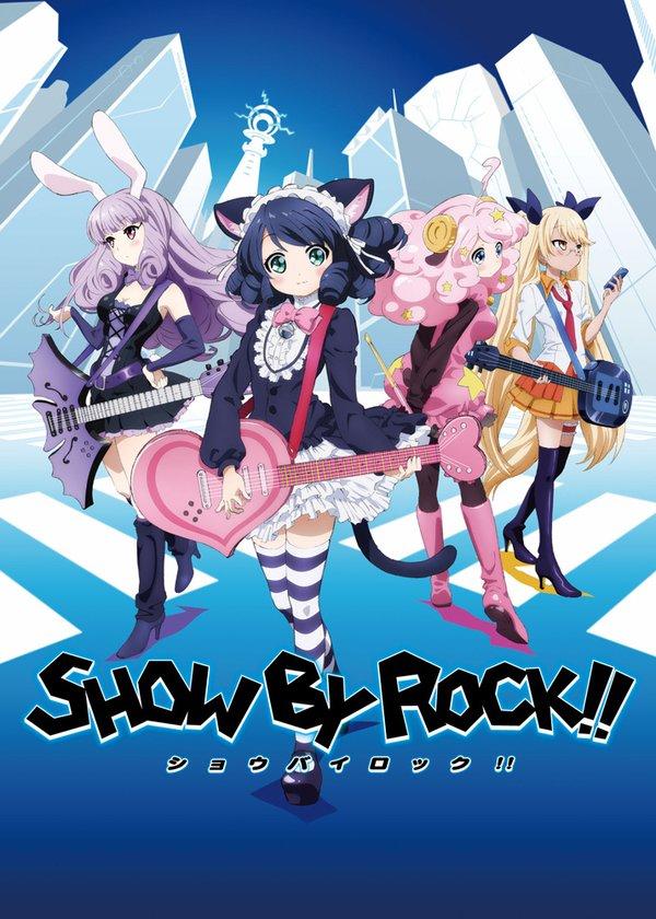 摇滚都市(SHOW BY ROCK!!) - 动漫图片 | 图片下载 | 动漫壁纸 - VeryCD电驴大全