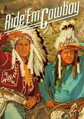Ride 'Em Cowboy 海报