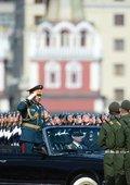 2015年俄罗斯卫国战争胜利70周年阅兵式 海报
