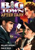 Big Town After Dark 海报