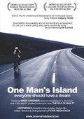 One Man's Island 海报