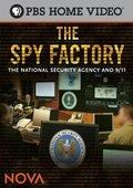 PBS:间谍工厂 海报