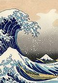 Hokusai: An Animated Sketchbook 海报
