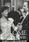 Salome Where She Danced 海报