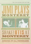 吉米玩转蒙特雷音乐节 海报