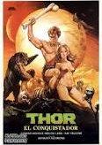Thor the Conqueror 海报