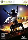一级方程式赛车2010 海报