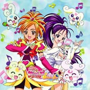 光之美少女splash star pretty cure splash star 动漫图片 动高清图片