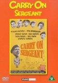 Carry on Sergeant 海报