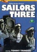 Three Cockeyed Sailors 海报