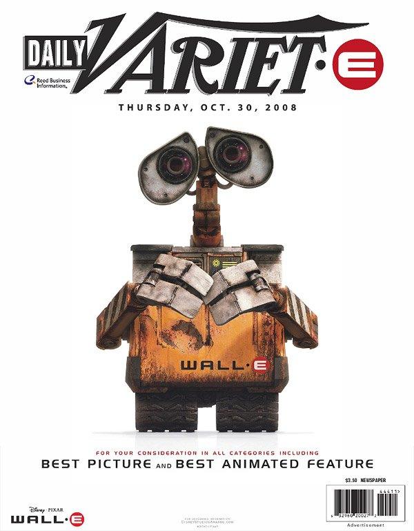机器人瓦力 WALL E