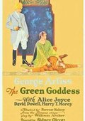 The Green Goddess 海报