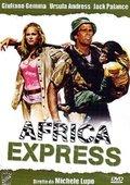 Africa Express 海报