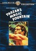 Tarzan's Magic Fountain 海报