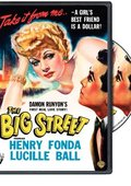 The Big Street 海报