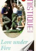 Love Under Fire 海报