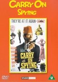 Carry on Spying 海报