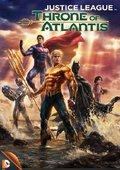 正义联盟:亚特兰蒂斯王座 海报