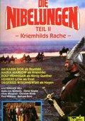 Die Nibelungen, Teil 2 - Kriemhilds Rache 海报