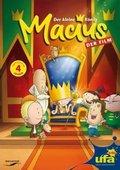 Little King Macius 海报