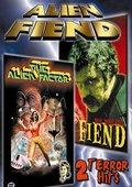 The Alien Factor 海报