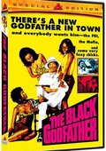 The Black Godfather 海报