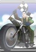 摩托赛手 海报