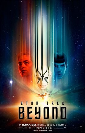 星际迷航3 预告片海报
