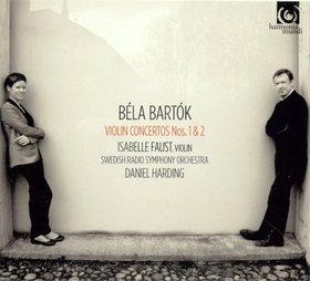 Isabelle Faust -《巴尔托克:第一、二号小提琴协奏曲�?Bartok - Violin Concertos Nos. 1 & 2 )[FLAC]