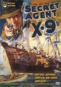Secret Agent X-9 海报