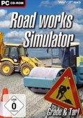 道路工程模拟 海报