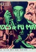 The Return of Dr. Fu Manchu 海报