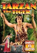 Tarzan the Tiger 海报