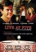 Live at Five 海报