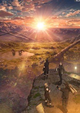 最终幻想15 兄弟海报