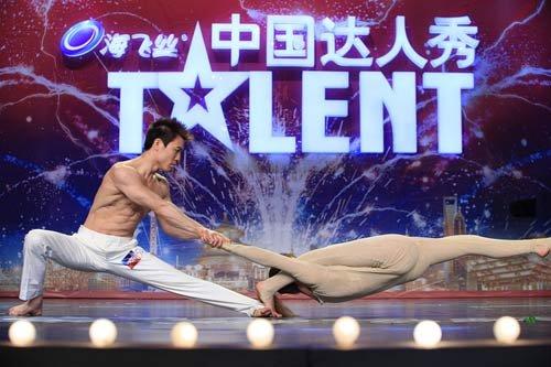 中国达人秀 第一季图片