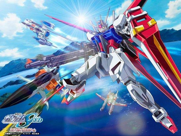 高达seed动态图片_机动战士高达SEED HD重制版(Mobile Suit Gundam Seed HD Remaster) - 动漫图片 ...