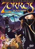 Zorro's Black Whip 海报
