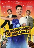 Bloodhounds of Broadway 海报