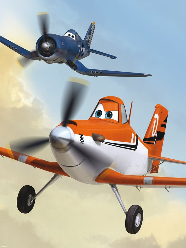 飞机总动员(planes)